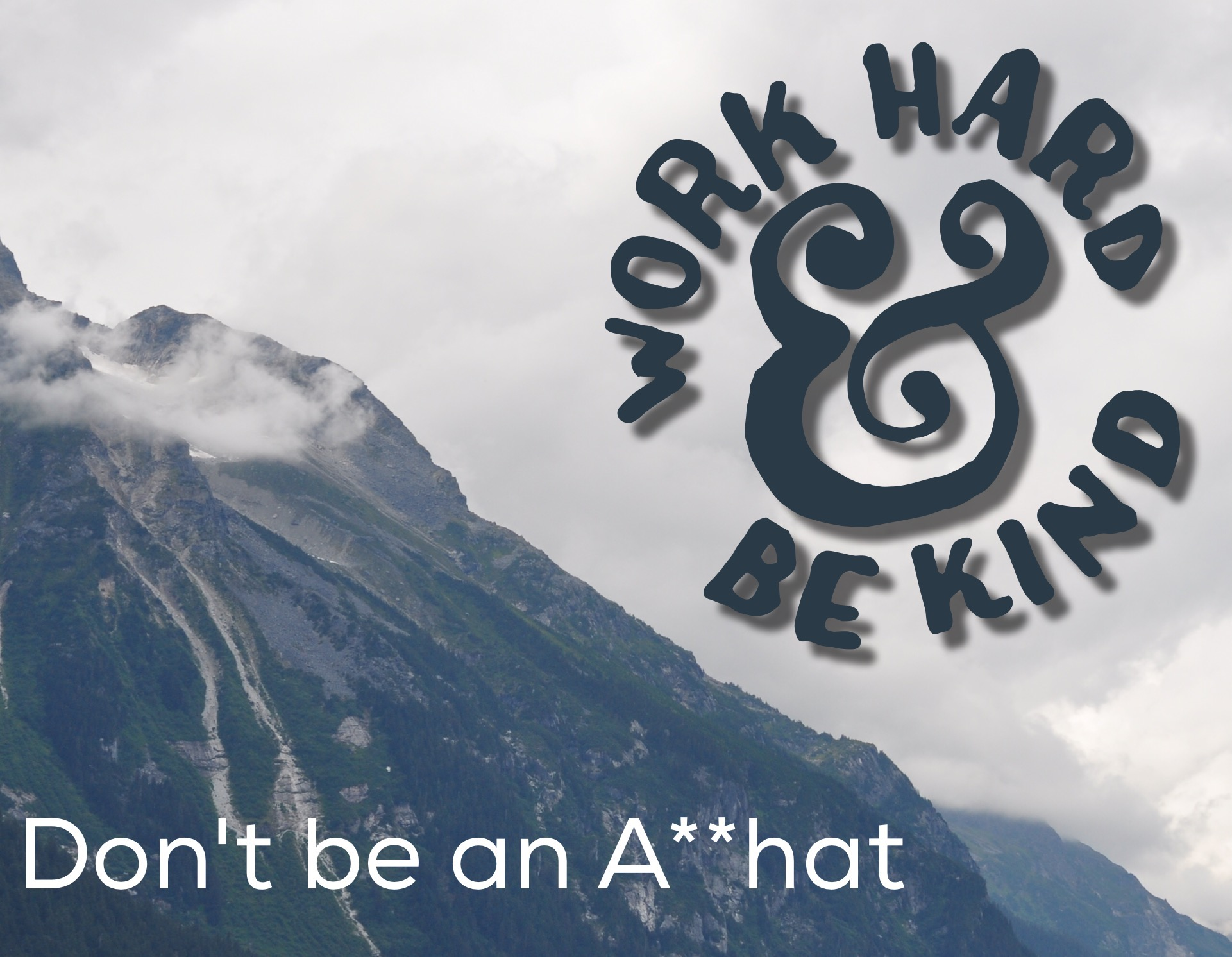 Don't be an A**hat